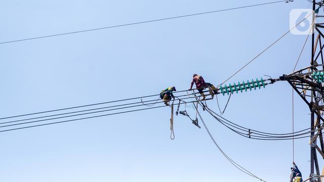 PLN Tunda Proyek Listrik Demi Penyelamatan Operasional