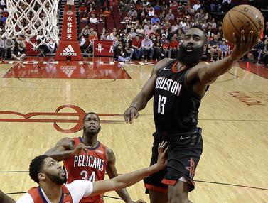 NBA, New Orleans Pelicans, Houston Rockets