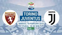 Serie A_Torino vs Juventus (Bola.com/Adreanus Titus)