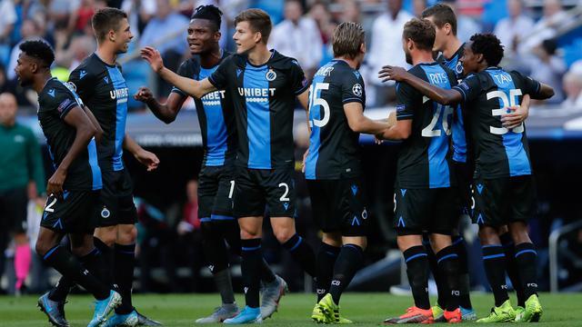Real Madrid Ditahan Imbang Club Brugge di Santiago Bernabeu