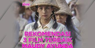 Selalu memiliki karakter dalam film yang kuat, akting yang diperankan Maudy Ayunda ini tidak perlu diragukan lagi. Yuk simak ulasan selengkapnya berikut ini!