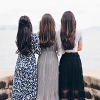 Ilustrasi rambut panjang. (Foto: unsplash.com)