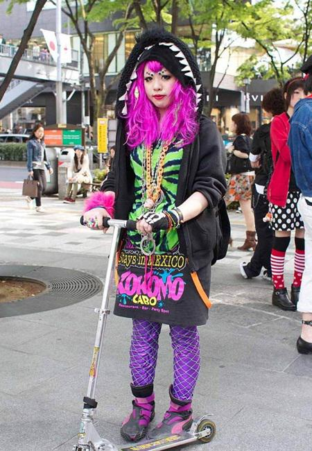 Cowok tak suka cewek yang pakai baju aneh-anah/copyright Pinterest.com
