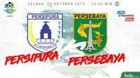 Liga 1 2018 Persipura Jayapura Vs Persebaya Surabaya (Bola.com/Adreanus Titus)