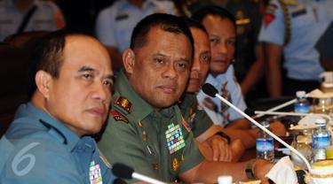 20151218-Panglima TNI Beberkan Hasil Rapim 2016