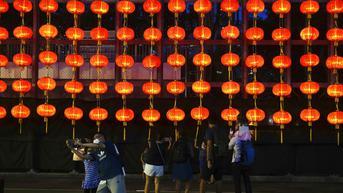 FOTO: Melihat Festival Pertengahan Musim Gugur di Hong Kong