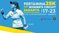 Turnamen Tenis Internasional, Pertamina 25K Women's Circuit