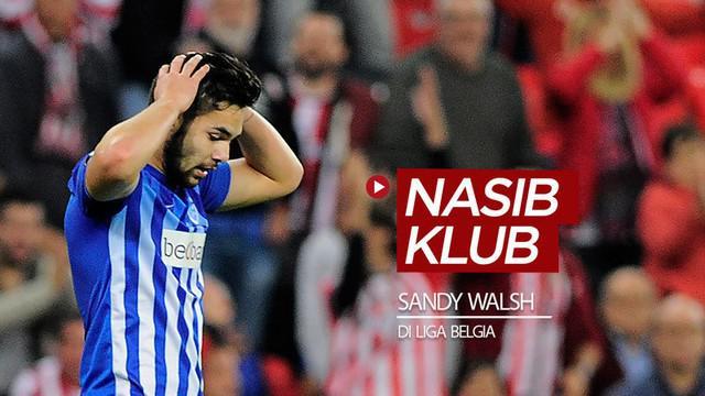 Berita video Club Brugge menjadi juara setelah diputuskan Liga Belgia tidak akan dilanjutkan lagi, bagaimana nasib klub yang dihuni bek keturunan Indonesia, Sandy Walsh?