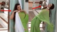Adegan dalam film India yang super dramatis