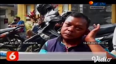 Penindakan terhadap pelanggar protokol kesehatan di Ngawi, Jawa Timur, terus dilakukan. Hingga hari kelima Pemberlakuan Pembatasan Kegiatan Masyarakat (PPKM) masih banyak warga yang mengabaikan protokol kesehatan.