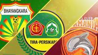 Trivia - Klub-klub dengan Basis Penonton Stadion Kecil (Bola.com/Adreanus Titus)