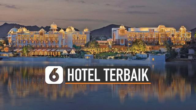 Libur akhir tahun segera tiba, hotel jadi akomodasi. World's Best Awards dari Travel and Leisure punya nominasi hotel terbaik.