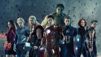 Karakter utama dalam Avengers: Age of Ultron. (Marvel Studios)