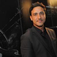 Bermain di film laga 'Gangster', Hamish Daud harus terima segala resikonya. Foto: Liputan6.com