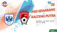 Liga 1 2019: PSIS Semarang vs Kalteng Putra. (Bola.com/Dody Iryawan)