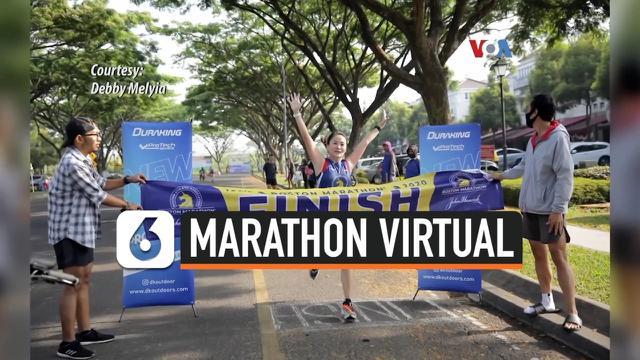 marathon virtual