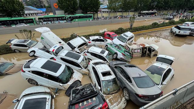 Banjir di China Tewaskan 33 Orang, Tak Ada WNI Jadi Korban - Global  Liputan6.com