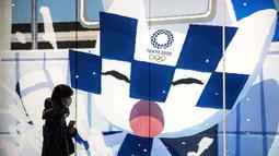 Tercatat sebanyak 205 negara di dunia akan ikut ambil bagian pada perhelatan akbar yang digelar di Jepang tersebut. (Foto:AFP/Behrouz Mehri)