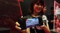 ROG Phone resmi meluncur di Indonesia. (Liputan6.com/ Andina Librianty)