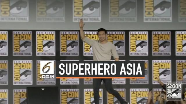 Simu Liu resmi ditunjuk Marvel untuk memerankan tokoh Shang-Chi. Shang-Chi adalah superhero keturunan Asia yang komiknya dibuat oleh Marvel.