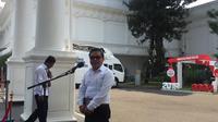 Alue Dohong ditunjuk menjadi Wakil Menteri Lingkungan Hidup dan Kehutanan (LHK). (Liputan6.com/ Lizsa Egeham)