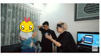 "Ini Pacar Baru Andika Eks Kangen yang Berhjiab (sumber:YouTube:Atta Halilintar"""