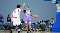 CLS Knights Indonesia berhasil mengalahkan Singapura Slingers dalam laga lanjutan ASEAN Basketball League (ABL) 2017-2018 dengan skor 65-64, Minggu (11/3/2018) sore WIB. (dok. CLS Knights)