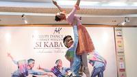Pertunjukan balet ini memadukan unsur balet dengan kisah rakyat si Kabayan. (foto: Erich Setiadi, Marlupi Dance Academy)