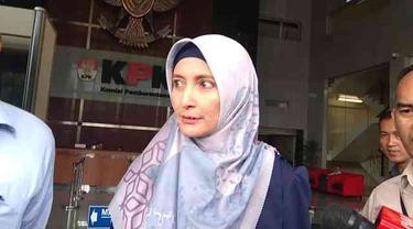 KPK Periksa Adik Inneke Koesherawati Soal Suap Kalapas Sukamiskin