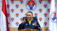 Senam Sundul Langit diharapkan Menteri Pemuda dan Olahraga (Menpora), Zainudin Amali, bisa menggelorkan semangat olahraga masyarakat Indonesia pada masa pandemi COVID-19. (dok. Kemenpora)