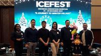 ICE BSD akan menghadirkan Happy Village, suasana pegunungan bersalju (Liputan6.com/Pramita Tristiawati)