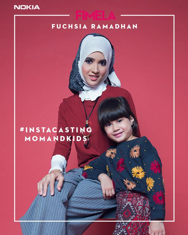 Yuk ikutan Fabulous Mom and Kids 2018 Instacasting./Copyright Fimela