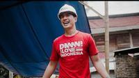 Daniel Mananta buka mata di peringatan Sumpah Pemuda. (Instagram/vjdaniel)