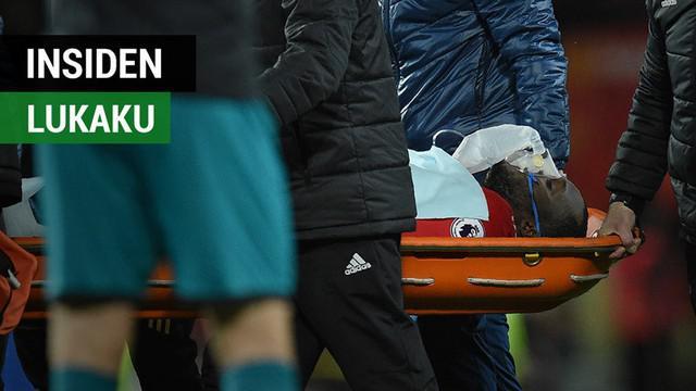 Berita video Manchester United harus kehilangan Romelu Lukaku setelah insiden yang dialaminya dalam laga melawan Southampton pada lanjutan Premier League 2017-2018.