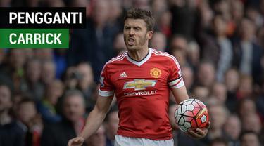 Berita video para pemain yang diprediksi akan menggantikan Michael Carrick di Manchester United.