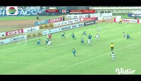 Laga lanjutan Shopee Liga 1, Persib Bandung VS Madura United berakhir imbang 1-1. #ShopeeLiga1