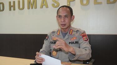 Kabid Humas Polda Papua Kombes Ahmad Musthofa Kamal