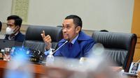 Wakil Ketua Komisi III Ahmad Sahroni. (Liputan6.com/Putu Merta Surya Putra)