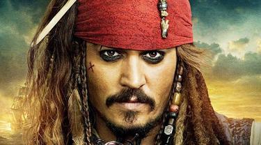 Disney Belum Mau Produksi Pirates of Carribean 5