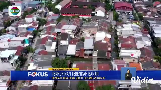Fokus kali ini mengangkat beberapa berita sebagai berikut, Tanggul Citarum Jebol, Banjir Mulai Surut, Munculnya Ular Di Permukiman, Warga Desa Borong Motor Dan Mobil.