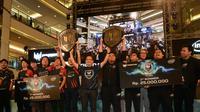 Tim BOOM ID memertahankan gelar juara Asia Pacific Predator League 2019 zona Indonesia.