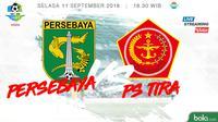Jadwal Liga 1 2018, Persebaya Surabaya vs PS Tira. (Bola.com/Dody Iryawan)