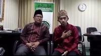 Ustaz Syam dan KH Cholil Nafis, Komisi Dakwah MUI (Facebook/Cholil Nafis)