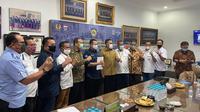 """Bambang """"Bamsoet"""" Soesatyo resmi menjadi calon tunggal Ketua Umum IMI periode 2021-2024 (istimewa)"""