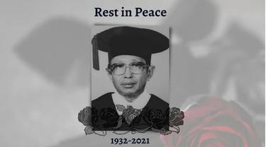 Prof Jacob Elfinus Sahetapy meninggal dunia.