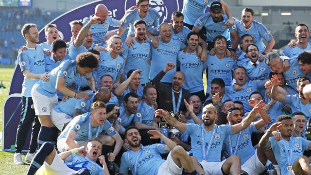 Manchester City - Liga Inggris