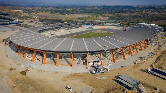 Stadion New Clark City. (dok. Wikipedia)