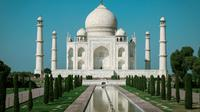 Taj Mahal, India. (dok. Bharath Reddy/Unsplash.com/Adhita Diansyavira)