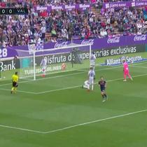 Berita video Valencia lolos ke Liga Champions 2019-2020 setelah meraih kemenangan 2-0 atas Real Valladolid pada pekan terakhir La Liga 2018-2019 di Estadio Municipal Jose Zorrilla, Sabtu (18/5/2019).