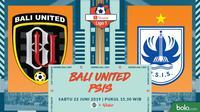 Shopee Liga 1 - Bali United Vs PSIS Semarang (Bola.com/Adreanus Titus)